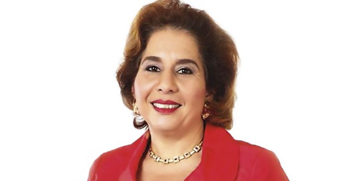 Diane Hadad, Managing Director, Jade Distributors Limited; Chair, Tobago Division, Trinidad and Tobago Chamber of Industry and Commerce