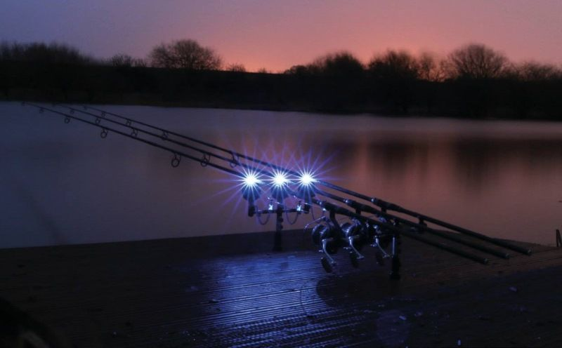 Carpfishing nocturno