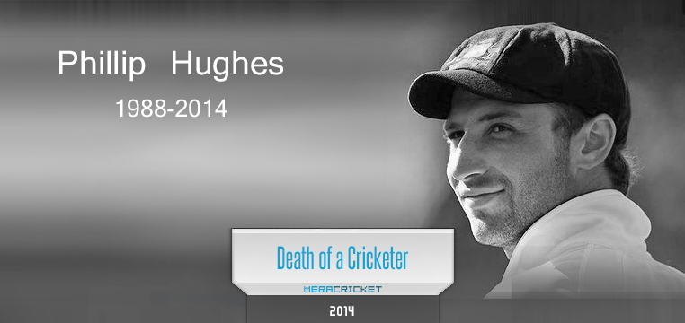 Australia Cricketer Phillip Hughes