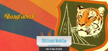 Bangladesh Cricket Team World Cup Cricket 2015