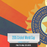 India Name Final 15 Man Squad for Cricket World Cup 2015