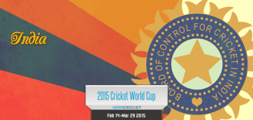 India Cricket Team World Cup Cricket 2015