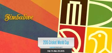 Zimbabwe Cricket Team World Cup Cricket 2015