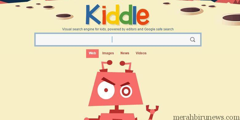 Kiddle Search Engine Untuk Anak