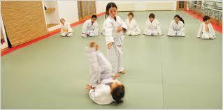cocuk ve aikido