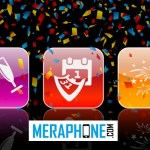 We wish you a Merry Christmas and an APPY New Year!
