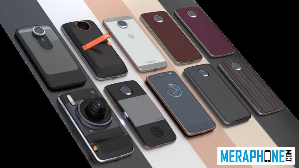 Motorola Moto Z Moto Mods - the future proof modular phone