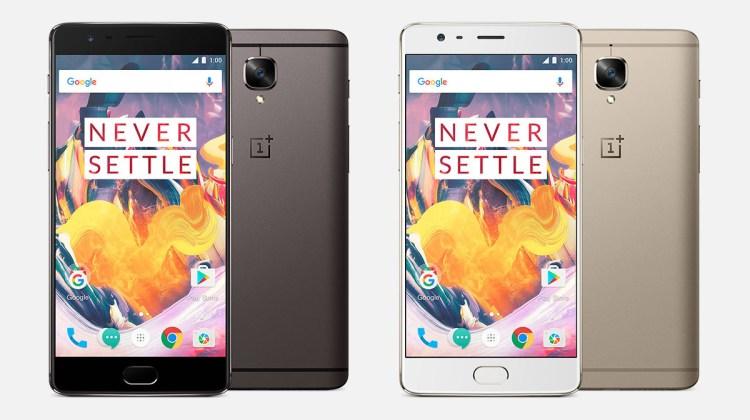 OnePlus 3T vs OnePlus 3: Quick Comparison