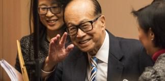 OPI Li Ka-shing