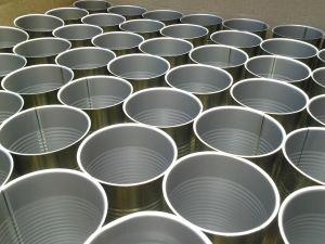 Como a lata de aço é reciclada?