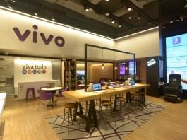 23e22f1b82a68 Vivo quer transformar PDV em Ponto de Experiência com loja-conceito no  Shopping JK