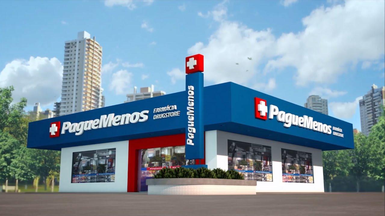 7957f4080855f Farmácias Pague Menos investe em inaugurações e reformas de lojas ...