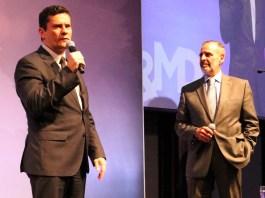 Ministro Sérgio Moro em Evento Retail Trends Pós NRF em São Paulo