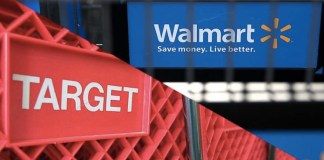Walmart e Target