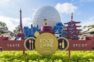 Epcot International Food & Wine