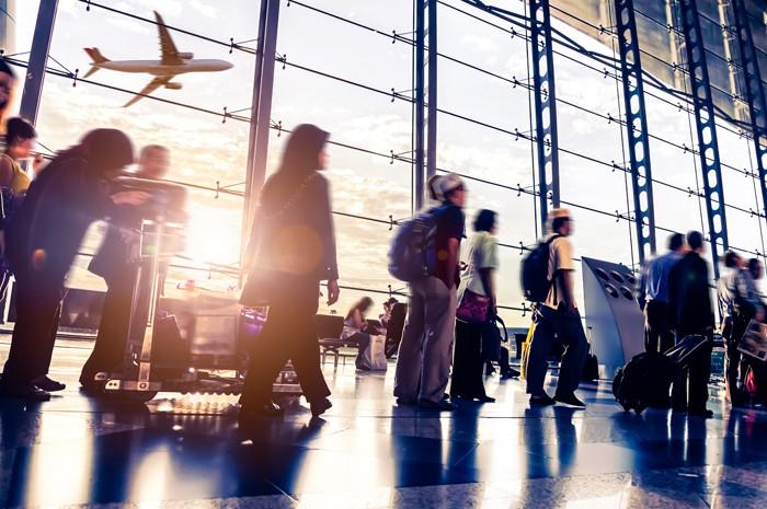 A discrepância nas opiniões pode afetar diretamente a avaliação e a experiência dos clientes nos aeroportos