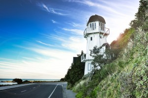 The Lighthouse - hospedagem inusitada, Crédito Lou Hatton