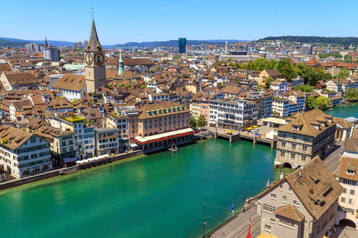 Turismo da Suíça cria agenda de lives para esclarecer dúvidas de brasileiros