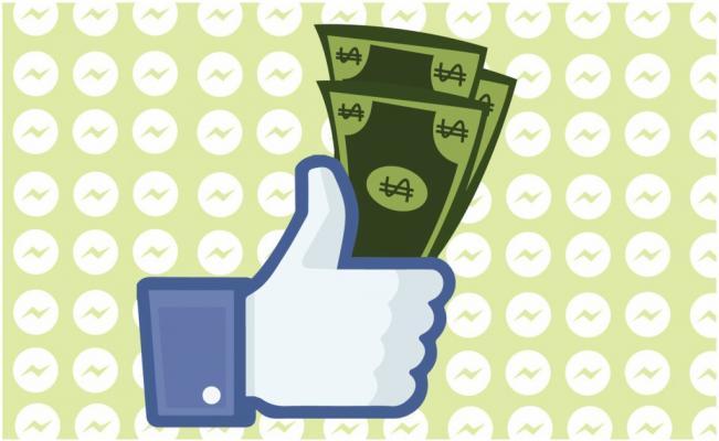 Facebook cobrará por leer noticias  8adaa9a9157