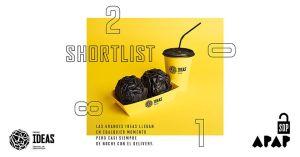 APAP anuncia el shorlist del Premio Ideas 2018