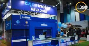 360 BTL implementó la Expomotor BBVA 2018