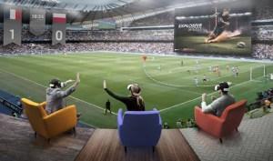 Cómo la realidad virtual está transformando la industria del deporte