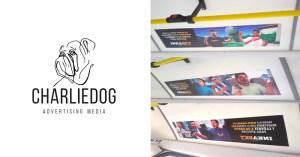 Marcas apuestan por publicidad indoor en buses