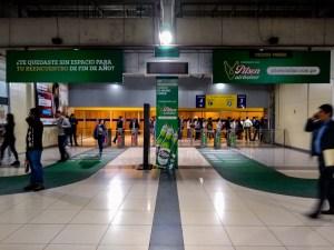 Pilsen Callao se impuso en la Estación Central del Metropolitano
