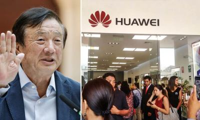 "Huawei vs. Google: ""No los dejaremos solos"", firma china"