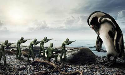 Todo un ejército de plástico acaba con las especies marinas en esta campaña