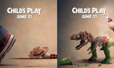 'Chucky' asesina a personajes de 'Toy Story ' en esta campaña