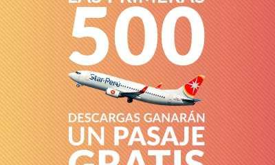Star Perú regalará 500 boletos a las primeras 500 descargas de su nueva App