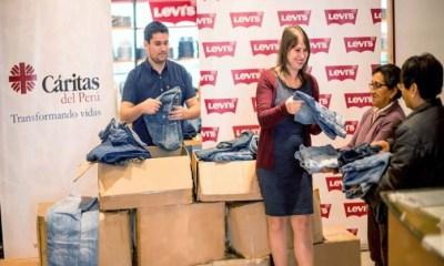 Levi´s recauda pantalones de cualquier marca para donaciones