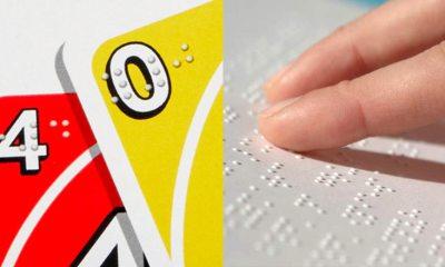 El popular juego UNO lanza su versión inclusiva en braille
