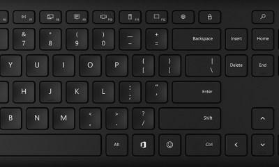 Microsoft renueva su teclado con un botón para emojis