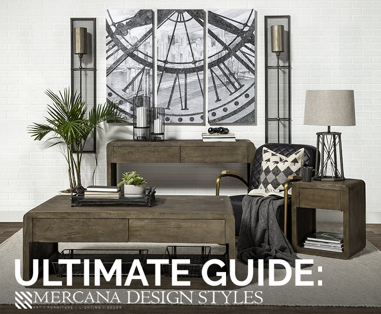 Ultimate Guide: Mercana Design Styles