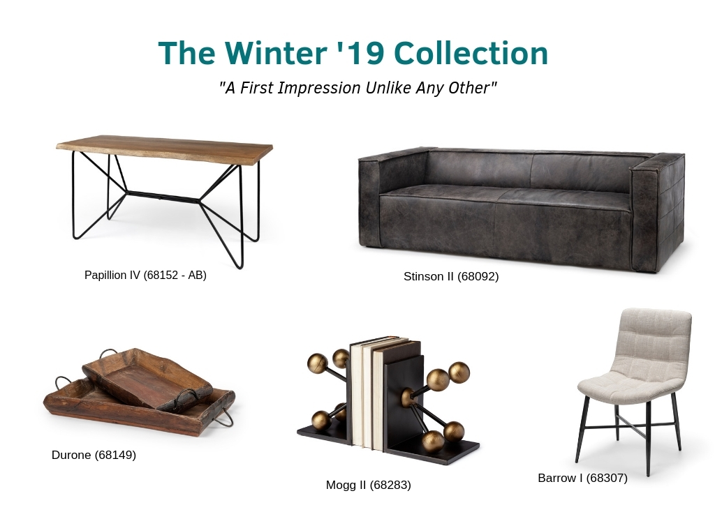 The Winter '19 Collection