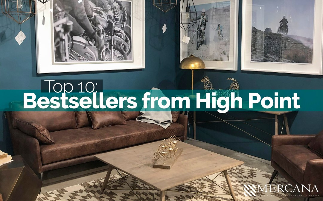 Top 10 Bestsellers from HighPoint Market '19