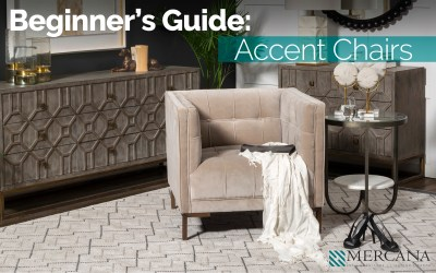 Beginner's Guide: Accent Chairs