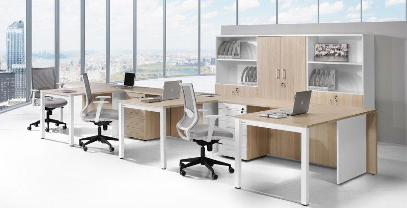 Donde comprar muebles de oficina baratos en Madrid