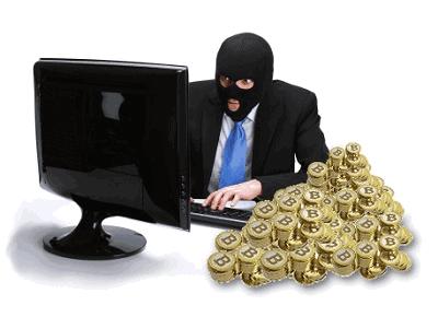 Risultati immagini per bitcoin truffe