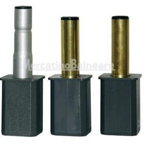 Riduttore d'Accoppiamento Quadrato con Innesto in Metallo