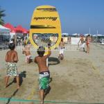 Sparring Vlup - Beach tennis