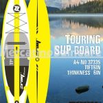 Touring SUP board A4-No 37335 11FT6IN thinkness 6in