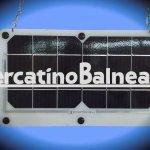 ICARO - caricatore fotovoltaico portatile per la spiaggia