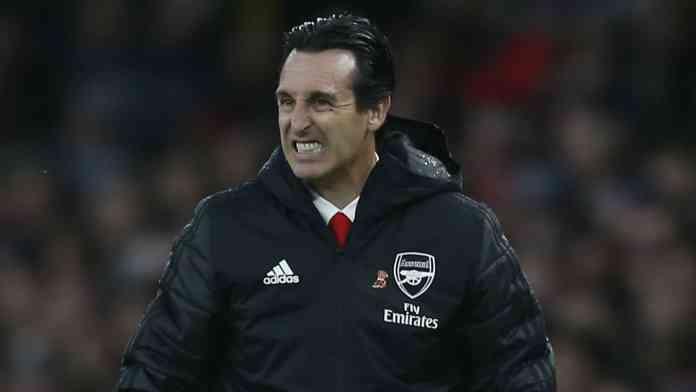 Mercato Arsenal : Emery conserve la confiance de ses dirigeants