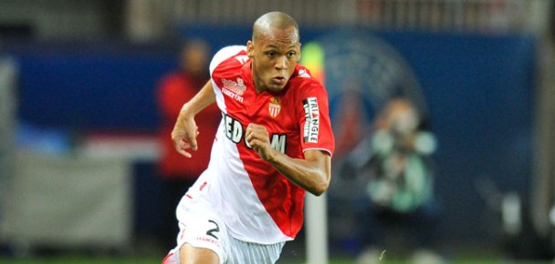 FABINHO - 22.09.2013 - Paris Saint germain / Monaco - 6e journee Ligue 1 Photo : Amandine Noel / Icon Sport
