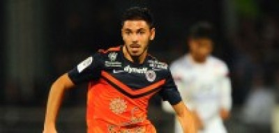 Morgan SANSON - 19.10.2014 - Lyon / Montpellier - 10eme journee de Ligue 1  Photo : Jean Paul Thomas / Icon Sport