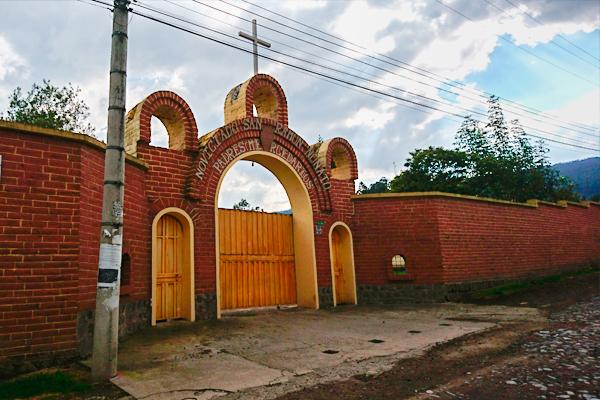 Casa de Noviciado San Ramón Nonato y Fr. Francisco de Jesús Bolaños