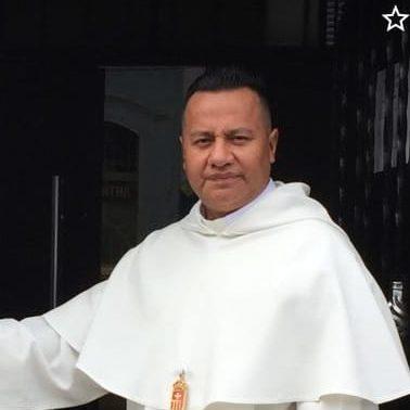 Fr. Juan Carlos Ulcuango, O. de M.